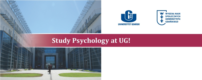 Study Psychology with us