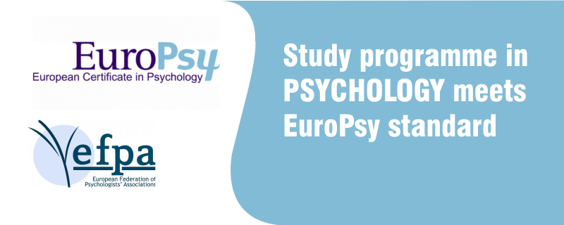 5-year Master's study programme in PSYCHOLOGY at the University of Gdansk