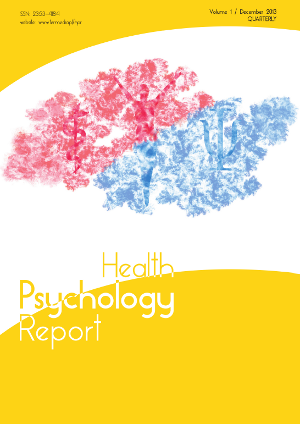 Health Psychology Report