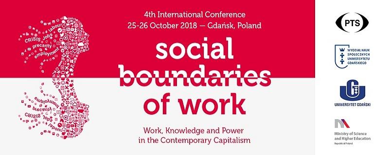 Social Boundaries of Work