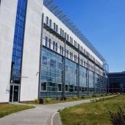 Budynek Wydziału Nauk Społecznych
